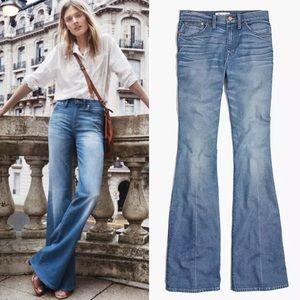 Madewell Flea Market Flare Jeans Size 26 E9706